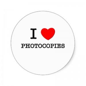 Photocopy/Digital