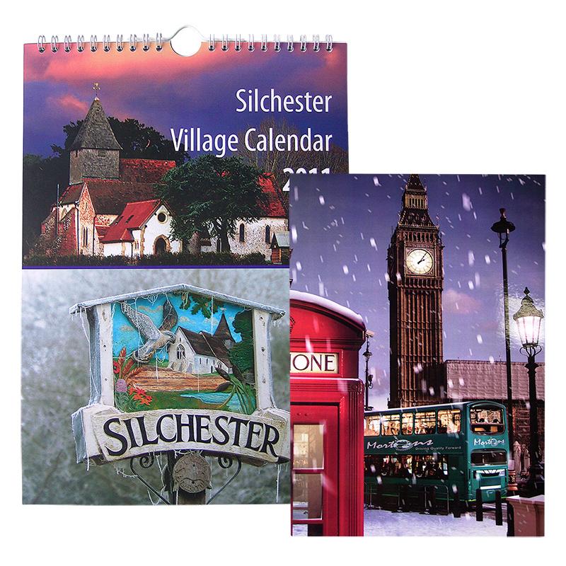 Christmas Cards & Calendars
